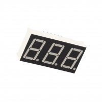 2x KW3-561CVB Display LED