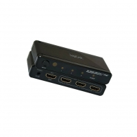 HD0012 Switch HDMI 1.4 black Kit