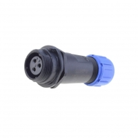 SP1311/S3 Plug Connector circular