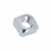 100x B6/BN147 Nut square M6 steel