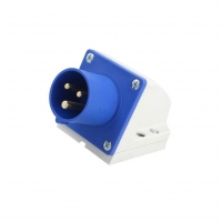513-6 Connector AC supply 16A