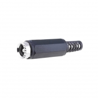 PC-GP2.1N Plug DC mains male 5.5mm
