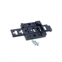 DIN-UCH DIN rail mounting bracket