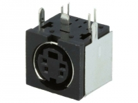 TM0508A/4 Socket DIN mini female