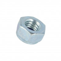 100x B8/BN161 Nut hexagonal M8