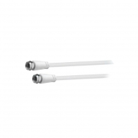 A+/SAT-M/M-0200-WH Cable 75Ω 2m F