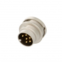 0314-06 Connector M16 socket male