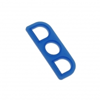5x 794271-1 Profile gasket 6.35mm