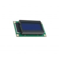 RC0802A-BIW-CSX Display LCD