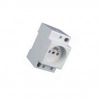 Z-SD230-BS Schuko socket Mounting