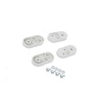 ZWM20-PC Set of clips Kit 4