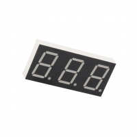 KW3-801CVB Display LED 7-segment