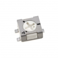 2x TS53YL5K Potentiometer mounting