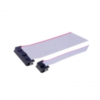 1x FC08600-0 Ribbon cable with IDC