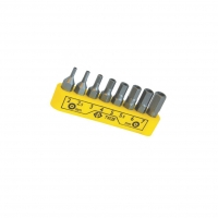 "CK-4528 Set screwdriver bits 1/4"" C63"