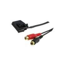 MFD2-2XRCA/GN Aux adapter RCA