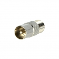 EF-312 Adapter F socket, coaxial
