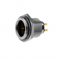 AG3MCC Socket XLR mini male PIN3
