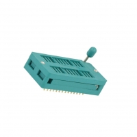 DS1043-280G Socket DIP ZIF PIN28