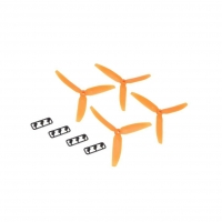 GEMFAN5030/3BL-OR Propeller orange