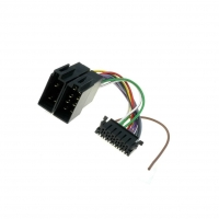 ZRS-38 Connector ISO JVC PIN13