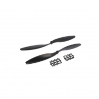 EMX-QP-12X4.5 Propeller black Pcs2