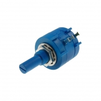 POT2218P-100K Potentiometer shaft