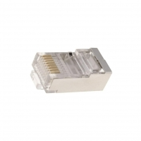 4x RJ45WED Plug RJ45 PIN8 shielded