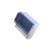 DC005CBU Enclosure wall mounting