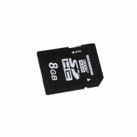 1x SDC8GDPGRB Memory card
