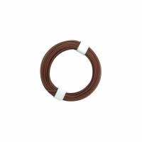 D-1058 Wire solid Cu 1x0,20mm2 PVC