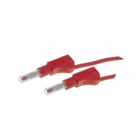 AX-TL-4B1-R Test lead 1m red 19A