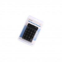 ID0184 Keyboard black USB wired
