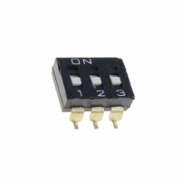 A6S-3101-H Switch DIP-SWITCH Poles
