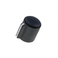 2x KK-11 Knob with pointer plastic