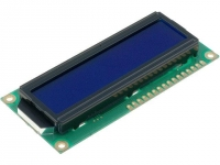 RC1602B2-BIW-CSX Display LCD