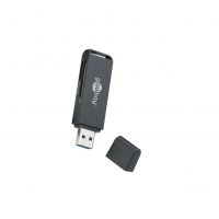PC-59089 Card reader external USB