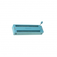 DS1044-48 Socket DIP ZIF PIN48