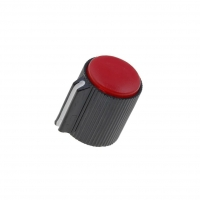 2x KK-10 Knob with pointer plastic