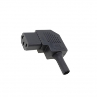 PX0587/SE Connector AC mains IEC