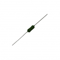 5x AC04-10R-5% Resistor wire-wound