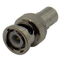 BNC-202 Adapter, RCA socket, BNC
