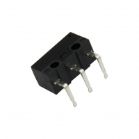 2x D2F-01-A Microswitch without