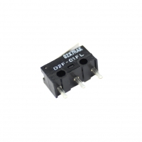 2x D2F-01FL Microswitch with lever