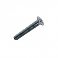 100x M2.5X6/D965 Screw M2,5x6 Head