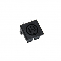 FC680806 Socket DIN female PIN6