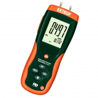 1x HD755 Manometer LCD 4 digits