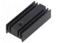4x HS-112-25-PIN Heatsink extruded