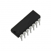 TLC556CN Peripheral circuit