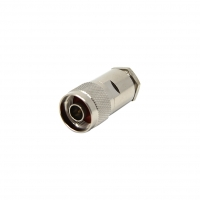 NC-002 Plug N male straight RG213